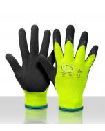 Bullflex Premium Werkhandschoen Thermo Geel