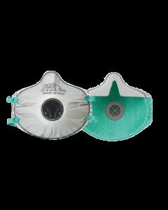 BLS Zer030 FFP3 Masker Met Nano Filtratie Actief Kool
