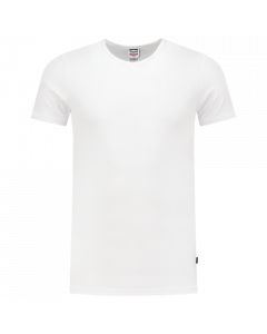 Tricorp T-Shirt Elastaan Slim Fit V Hals - maat XL OP=OP
