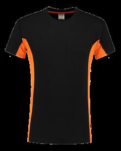 Tricorp T-Shirt Bicolor Borstzak - maat 5XL OP=OP