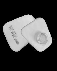BLS 201-3 P3 Stof Filter Plat