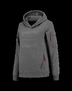 Tricorp Sweater Premium Capuchon Logo Dames