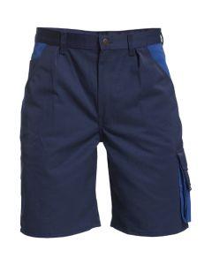6600-780-68FE Engel tweekleurige korte broek (Navy/Royal blue)