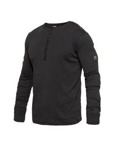Workzone Grandad T-shirt LS - maat XXL OP=OP