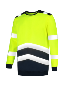 Tricorp Sweater High Vis Bicolor