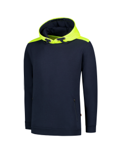 Tricorp Sweater High Vis Capuchon