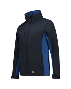 Tricorp Softshell Bicolor Dames