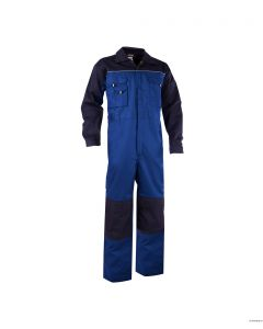 Dassy Cannes tweekleurige overall Royal blue-Navy