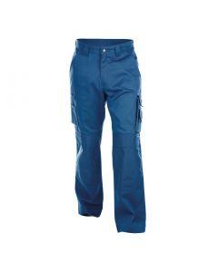Dassy Miami werkbroek met kniezakken Royal Blue  OP=OP