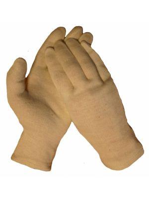 10070 Katoenen tricot handschoen open eind