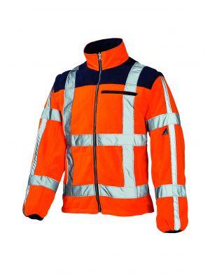 104016 Fleecevoering Drecht (RWS Oranje)