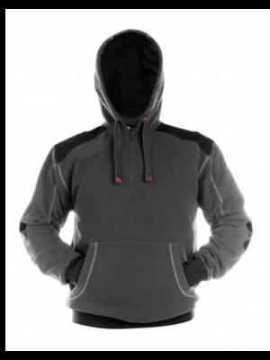 Dassy Indy sweater grijs-zwart