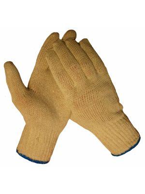 10040 Katoenen rondbrei handschoen