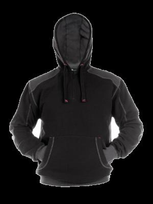 Dassy Indy sweater zwart-grijs
