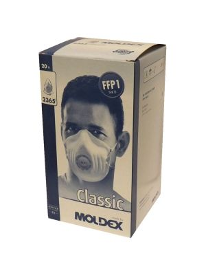 Moldex Stofmasker FFP1 met uitademventiel (2365)