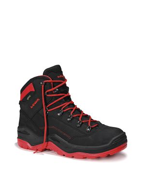 Lowa werkschoen Renegade Work GTX® Red Mid S3