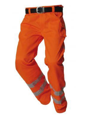 Werkbroek Worker RWS Tricorp TWR3001 Fluor Oranje