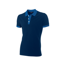 Poloshirt Bi-color Fitted Tricorp PBF210