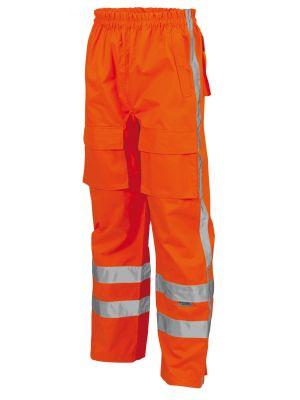 Regenbroek RWS Tricorp TPA3001 Fluor Oranje