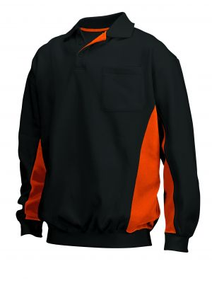 Polosweater tweekleurig Tricorp TS2000