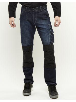 247 Jeans Bison D30 Dark werkbroek